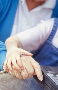 Generations: hands
